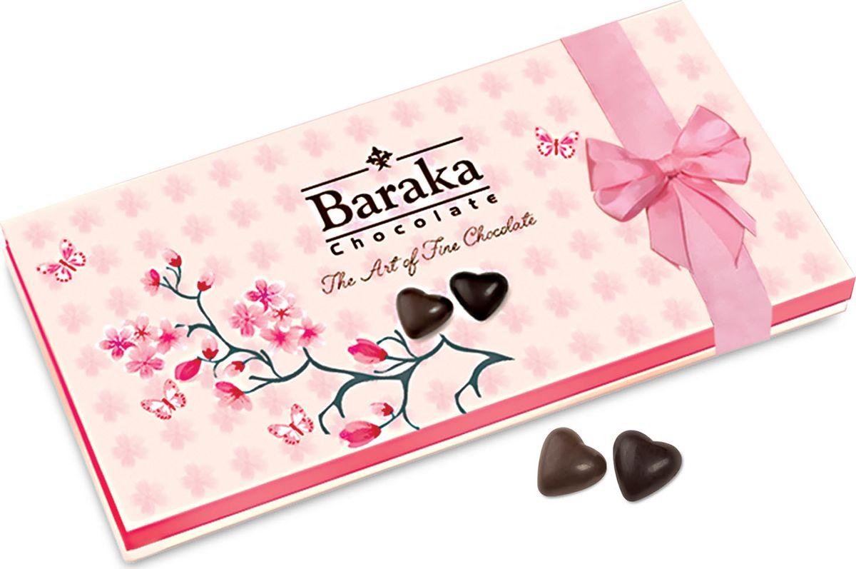 Baraka Шокофе ассорти шоколадных конфет, 175 г bind фреш набор шоколадных конфет из темного шоколада с мастикой 120 г
