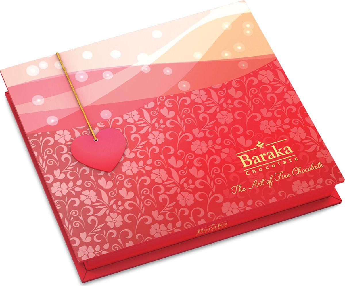 Baraka Рэд лайт ассорти шоколадных конфет, 220 г te gusto варенье из персика 430 г