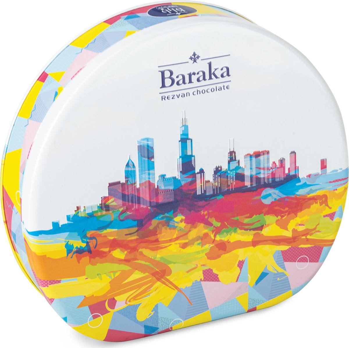Baraka Самба ассорти шоколадных конфет, 300 г коркунов ассорти конфеты темный и молочный шоколад 110 г