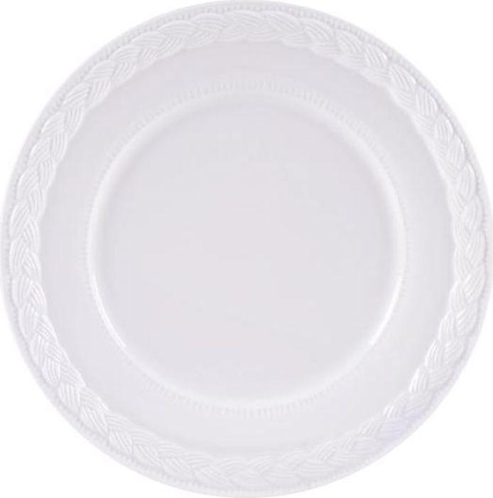 Тарелка Fitz and Floyd Дубовая роща, 22 см20-793Тарелка 22см Материал - фарфорДопустимо использование в микроволновой печи, духовке и посудомоечной машине.