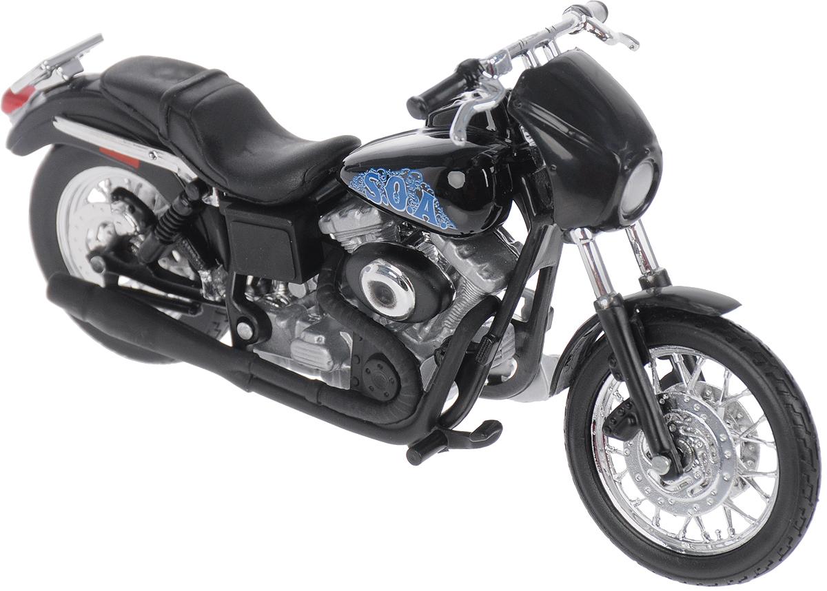 Maisto Мотоцикл 2001 Harley-Davidson Opie двигатель на мотоцикл минск в ижевске