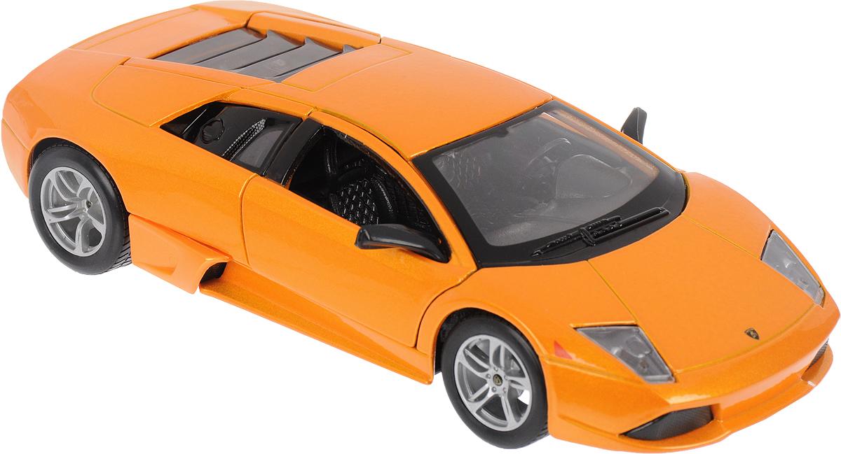 Maisto Модель автомобиля Lamborghini Murcielago LP640 цвет оранжевый - Транспорт, машинки