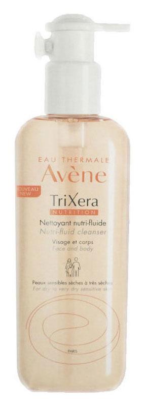 Avene Trixera Nutrition Легкий питательный очищающий гель, 400 млC59668Ежедневное очищение для сухой чувствительной кожи для всей семьи. Легкий питательный очищающий гель TriXera Nutrition - это мягкое гипоаллергенное очищающее и смягчающее средство без мыла, подходящее для чувствительной кожи. Его деликатная текстура с легкой отдушкой дарит коже комфорт и удовольствие от использования. В результате, ваша кожа чистая, мягкая и защищенная от сухости в течении всего дня.Как ухаживать за ногтями: советы эксперта. Статья OZON Гид