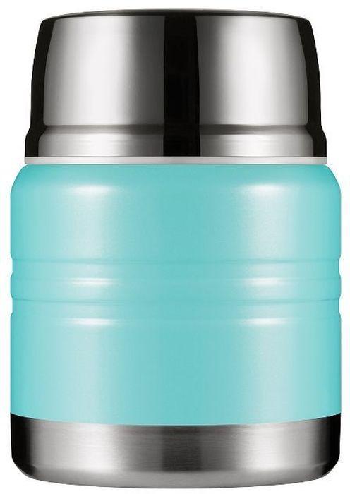 Термос для еды Woodsurf Lunch Spot, цвет: мятный, 350 млLSVJ350-01Термос для еды LUNCH SPOT, цвета мятный глянец на 350 мл. Вместительный, стильный и герметичный - он точно пригодится Вам во время долгой прогулки, учебного или рабочего дня. Термос для еды сохранит Вашу пищу теплой и свежей, а для удобства пользования в комплекте к нему идет маленькая ложечка. Все прокладки выполнены из высокотемпературного пищевого силикона. Крышка нетоксична, поскольку изготовлена из пищевого пластика BPA FREE. Фирменный штамп Woodsurf на дне термоса свидетельствует о подлинности продукции. В условиях помещения с температурой +23 по Цельсию вода, нагретая до 97 градусов, за 2 часа остынет до 72 градусов, за 6 часов - до 52.Характеристики: размеры в упаковке: 11,7 х 17,0 х 11,7 см; объем: 350 мл; диаметр: 9,3 см; диаметр горловины: 6,9 см.Вес: 0,484 кг. Упаковка: гофрированный картон.