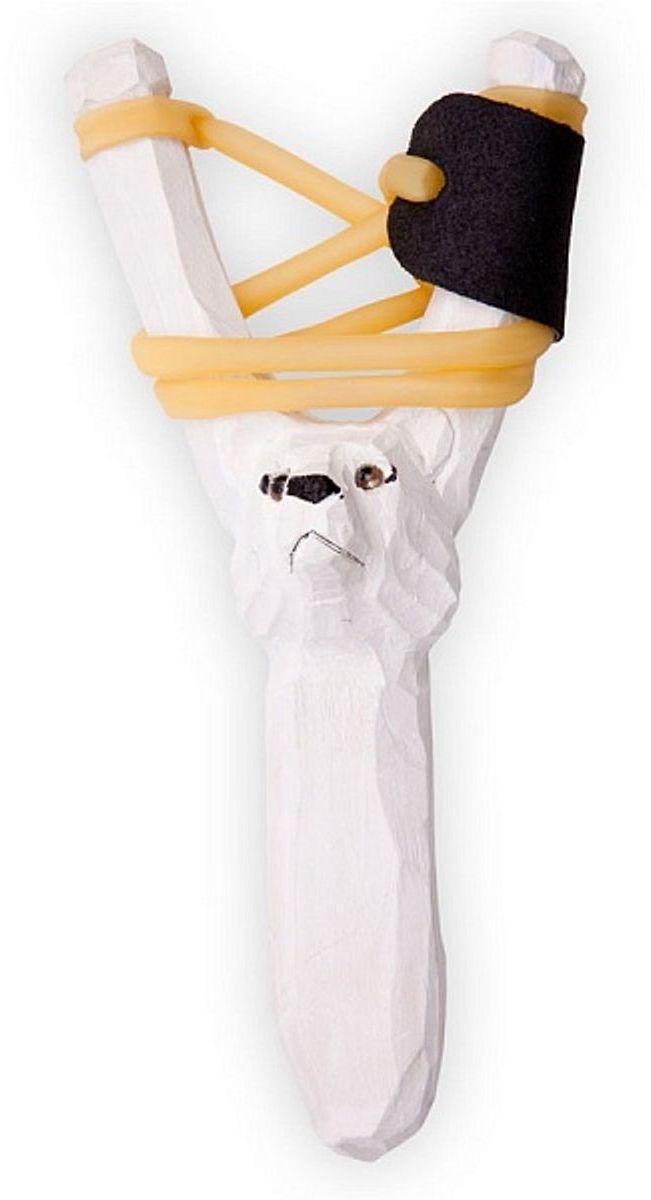 Рогатка офисная Woodsurf  Белый медведь , цвет: белый - Стрелковый спорт