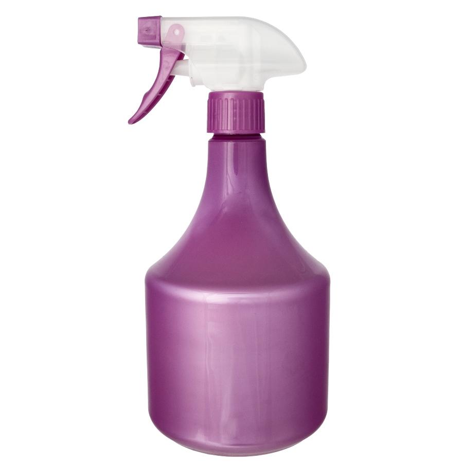 Опрыскиватель Изумруд, цвет: фиолетовый, 1 л4008Легкий яркий опрыскиватель Изумруд, изготовленный из прочного пластика, поможет вам в опрыскивании цветочных клумб, а так же при уходе за вашими комнатными растениями. Каждый любитель цветов знает, что для ухода за растениями нужен опрыскиватель, который является источником влаги для растения, так как известно, существуют цветы, которые нельзя поливать обычным способом.Тип разбрызгивания: от направленной струи до мелкодисперсного тумана. Объем опрыскивателя: 1 л.