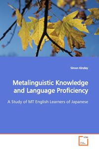 Metalinguistic Knowledge and Language Proficiency upstream proficiency c2 students book