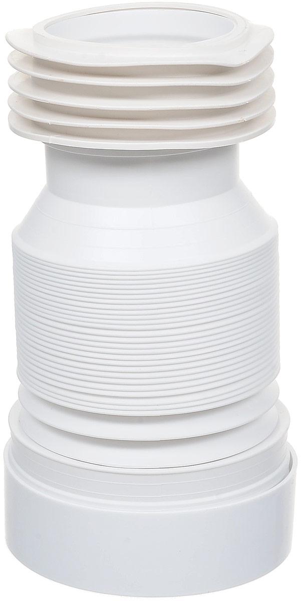 Слив толкостенный (гофра) для унитаза Unicorn, 520 ммИС.110328Слив толкостенный (гофра) для унитаза Unicorn - это гибкая водосливная арматура, которая предназначена для присоединения сантехнического оборудования к канализационной системе. Гофра является универсальным средством для монтажа сантехнических изделий, возможна установка унитаза с любой системой слива. Слив изготовлен из термопластичных материалов, не теряющих прочности при растягивании и нагреве.