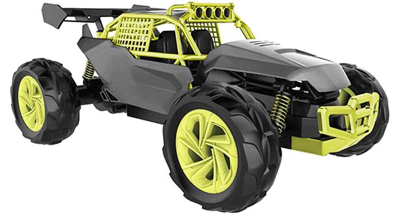 Пламенный мотор Багги на радиоуправлении цвет желтый пламенный мотор машинка инерционная volvo пожарная охрана