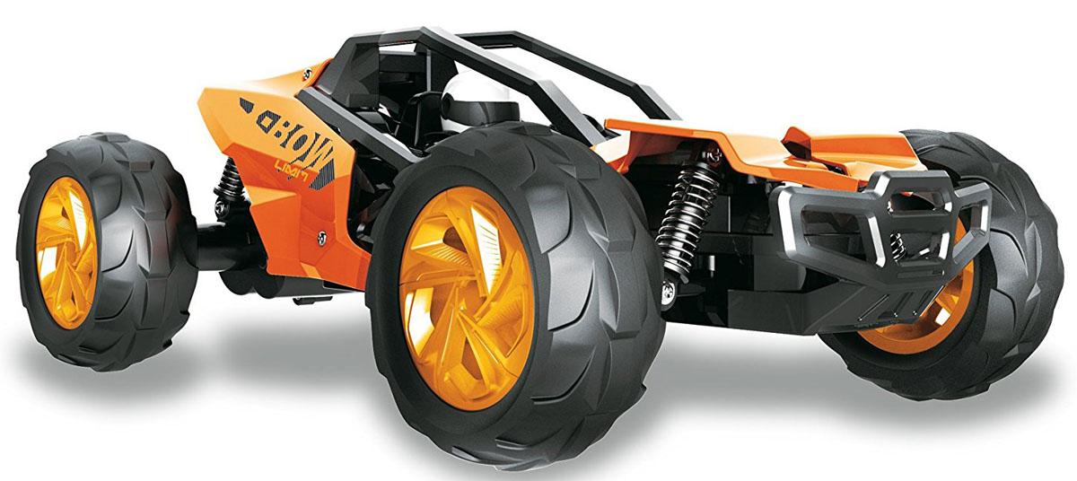Пламенный мотор Багги на радиоуправлении цвет оранжевый пламенный мотор машинка инерционная volvo пожарная охрана