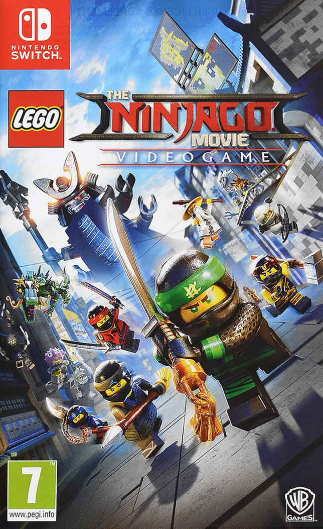LEGO: Ниндзяго Фильм. Видеоигра (Nintendo Switch) lego ниндзяго фильм видеоигра [xbox one]