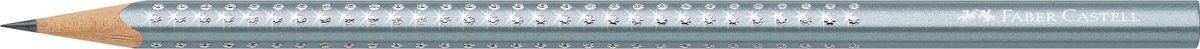 Faber-Castell Карандаш цветной Sparkle Metallic цвет синий118249Трехгранный карандаш Sparkle, • мировой бестселлер от Faber-Castell• уникальный дизайн с эффектомжемчужин• эргономичная трехгранная областьзахвата с массажной поверхностью GRIP• твердость грифеля B для удобного письма• 3 тематических группы цветов• весна: пастельные цвета• лето: неоновые цвета• осень: металлические цвета, цвет синий металлик