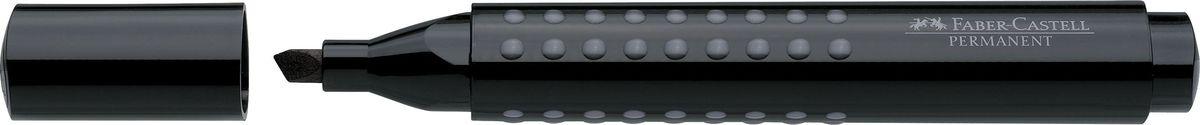 Faber-Castell Маркер перманентный Grip 1503 цвет черный150399Перманентный маркер с клиновидным наконечником Faber-Castell идеален для любых поверхностей.Быстро сохнет, устойчивы квоздействию воды и стиранию. Характеристики:- эргономичная трехгранная область захвата;- привлекательный полупрозрачный дизайн; - простая система повторного наполнения чернилами.