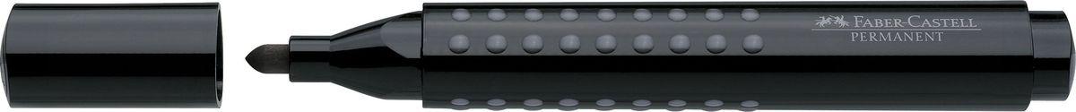 Faber-Castell Маркер перманентный Grip 1504 цвет черный150499Перманентный маркер Grip,• эргономичная трехгранная область захвата• привлекательный полупрозрачный дизайн• идеален для любых поверхностей• линия маркировки шириной 5, 2 или 1 мм• 4 ярких цвета• простая система повторного наполнениячернилами• быстрое высыхание• устойчивы к воздействию воды и стиранию• вид наконечника круглый