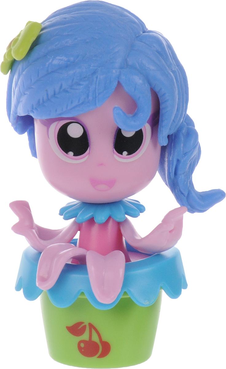 Daisy Мини-кукла Цветочек цвет голубой зеленый прическа челси