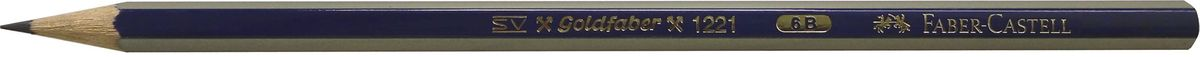 Faber-Castell Карандаш чернографитный Goldfaber 1221 6B112506Faber-Castell - чернографитный карандаш эргономичной шестигранной формы очень хорошего качества. Грифель идеален для рисования и тренировки письма. Специальная технология вклеивания (SV) предотвращает поломку грифеля.Корпус покрыт лаком на водной основе - бережным по отношению к окружающей среде и здоровью детей.Качественная древесина - гарантия легкого затачивания при помощи стандартных точилок.