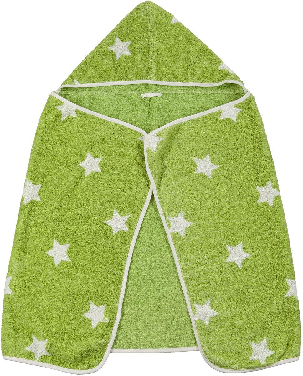 Happy Baby Полотенце детское с капюшоном Fluffy 34017 GREEN ковш для воды happy baby bailer green 34003