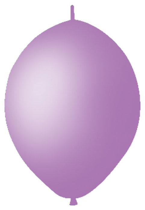 Latex Occidental Набор воздушных шариков Linking Декоратор цвет лавандовый 50 шт в казани пенопластовые шары для поделок