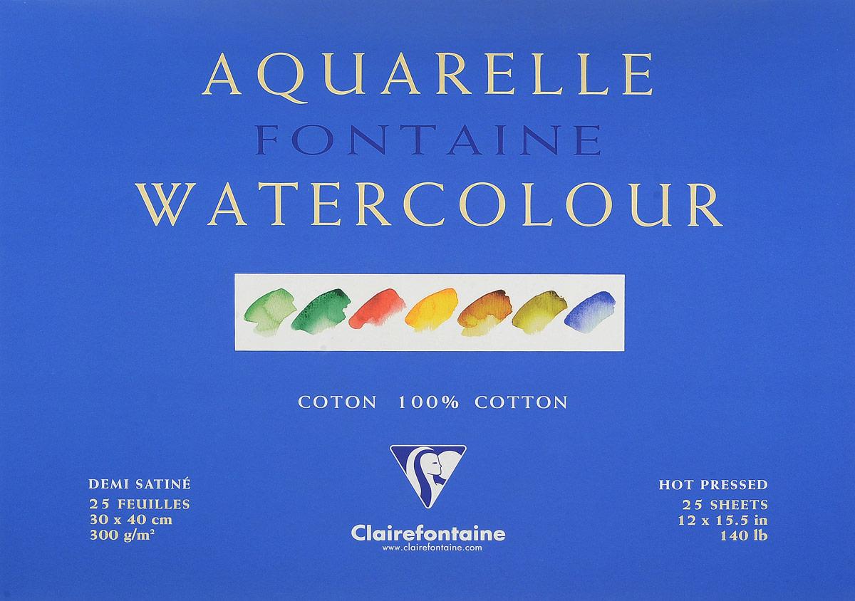 Альбом Clairefontaine  Fontaine , 30 х 40 см, 25 листов. 96407С -  Бумага и картон