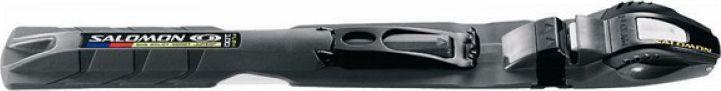 Крепления для беговых лыж Salomon SNS Pilot Combi, цвет: черный. L1264430001L1264430001Уверенное классическое отталкивание и контроль в коньке.
