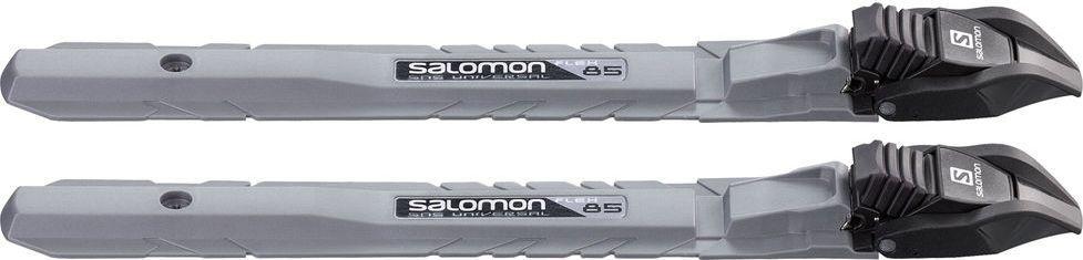 Крепления для беговых лыж Salomon SNS Universal, цвет: черный nordway ботинки для беговых лыж детские nordway alta 75 mm