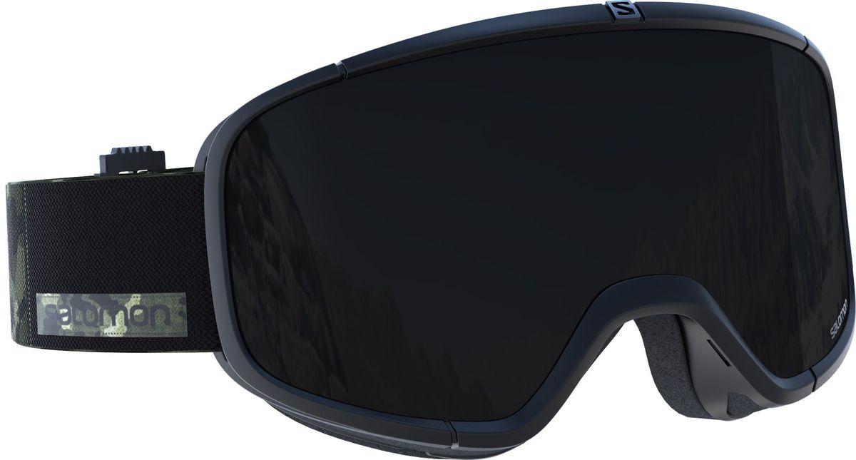 Маска горнолыжная Salomon Four Seven Xtra Lens Camo/SolL39900600Горнолыжная маска с широким углом обзора адаптируется к любой форме лица, для точной и удобной посадки. Антизапотевающее покрытие в сочетании с дополнительным покрытием, устойчивым к таким повреждениям, как царапины и потертости, делает линзы более долговечными, сохраняется четкость видимости. Цилиндрическиелинзы обеспечивают широкий угол обзора. Широкий ремешок хорошо сидит на шлеме или шапочке.