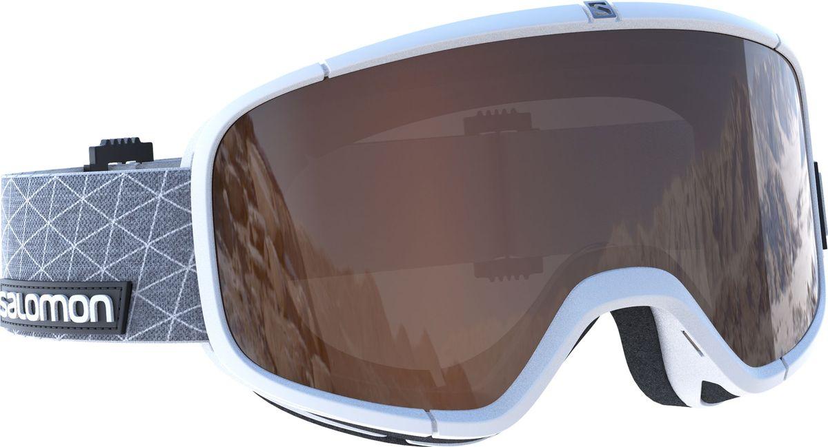 Маска горнолыжная Salomon Four Seven Acces Wh/Uni T.OraL39902500Горнолыжная маска с широким углом обзора адаптируется к любой форме лица, для точной и удобной посадки. Антизапотевающее покрытие в сочетании с дополнительным покрытием, устойчивым к таким повреждениям, как царапины и потертости, делает линзы более долговечными, сохраняется четкость видимости. Цилиндрическиелинзы обеспечивают широкий угол обзора. Широкий ремешок хорошо сидит на шлеме или шапочке.
