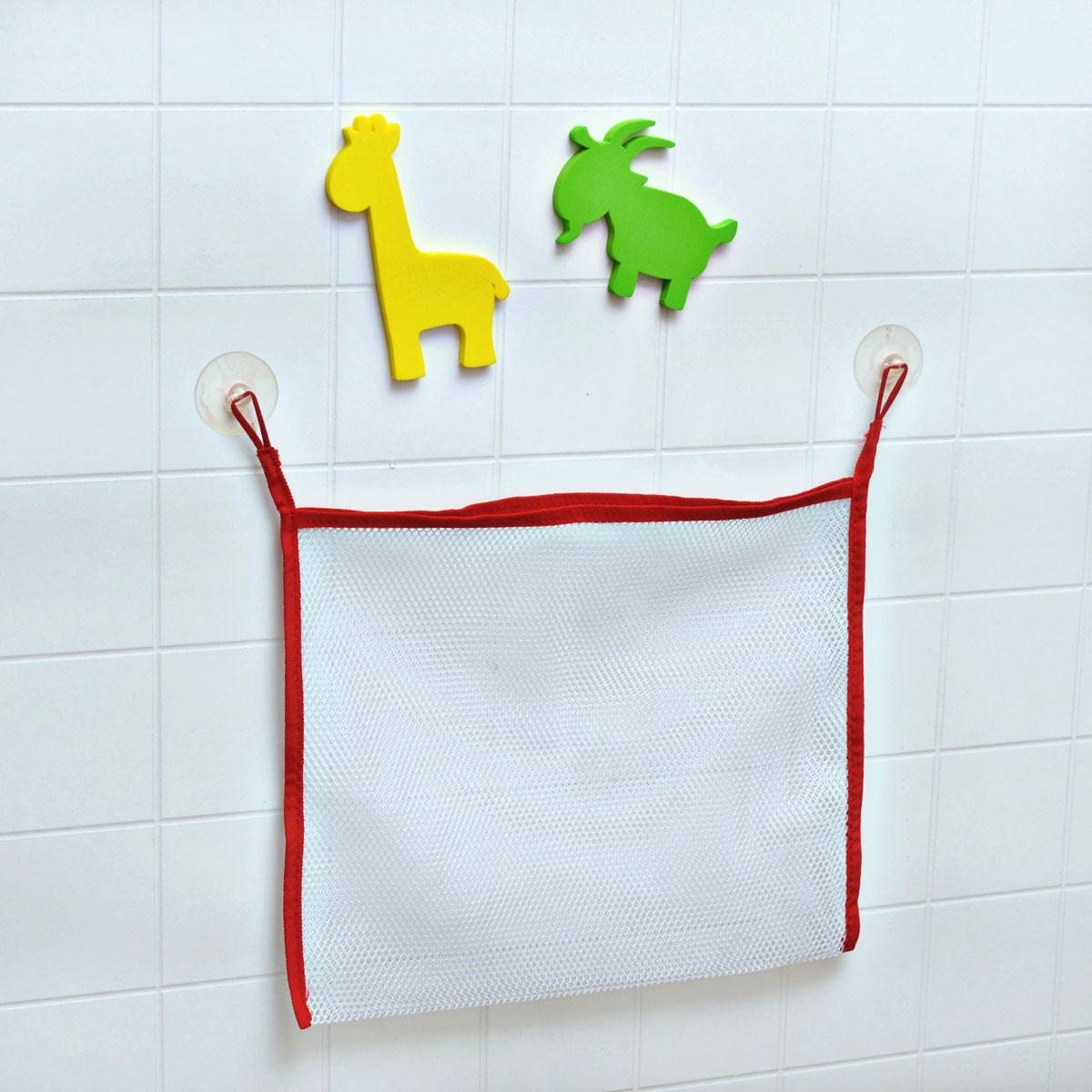 El'BascoToys Набор для купания с сумкой-сеткой сетка для игрушек в ванну купить в волгограде