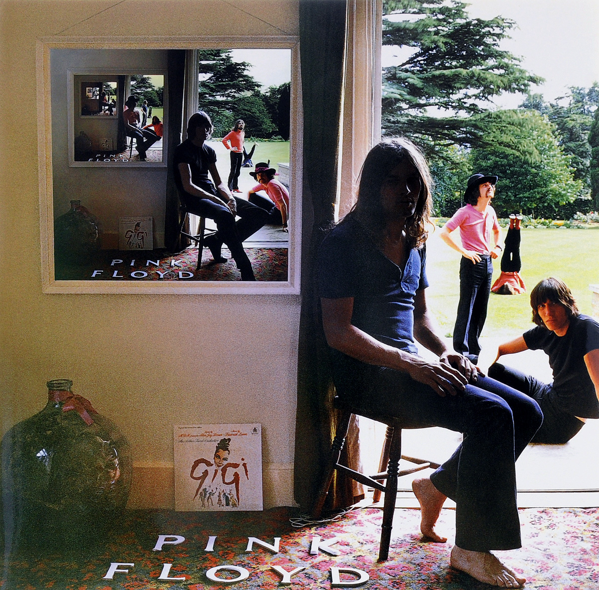 Pink Floyd Pink Floyd. Ummagumma (2 LP) pink floyd wish you were here