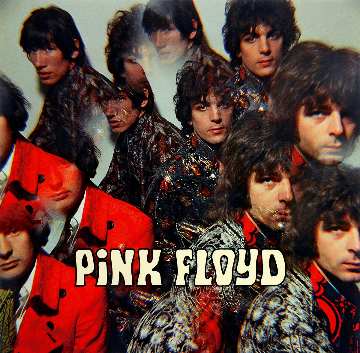 Pink Floyd Pink Floyd. The Piper At The Gates Of Dawn (LP) pink floyd wish you were here