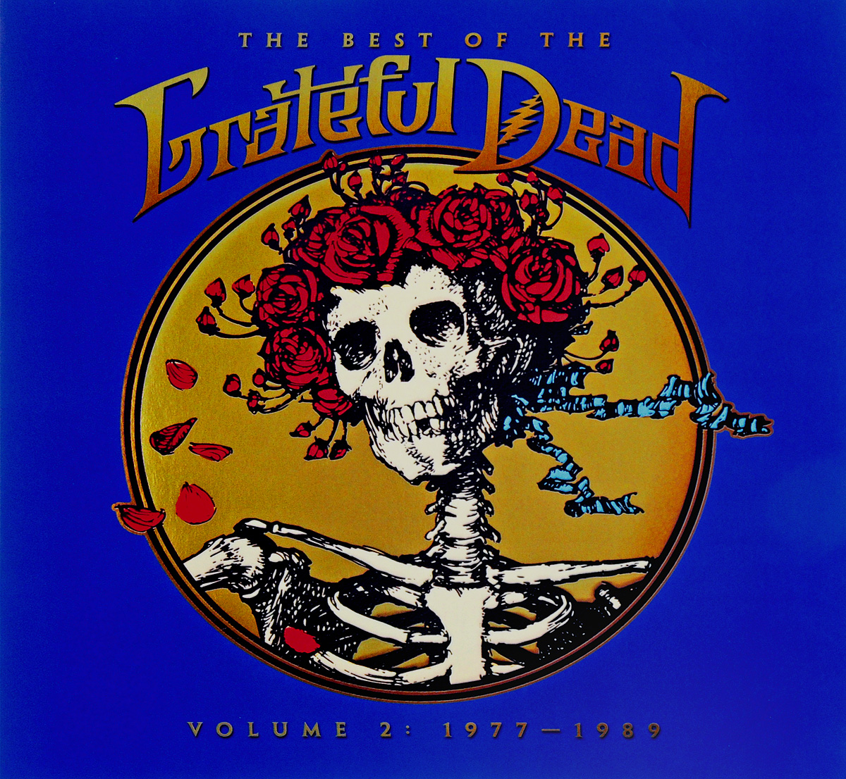 The Grateful Dead. The Best Of The Grateful Dead Volume 2: 1977 - 1989 (LP)
