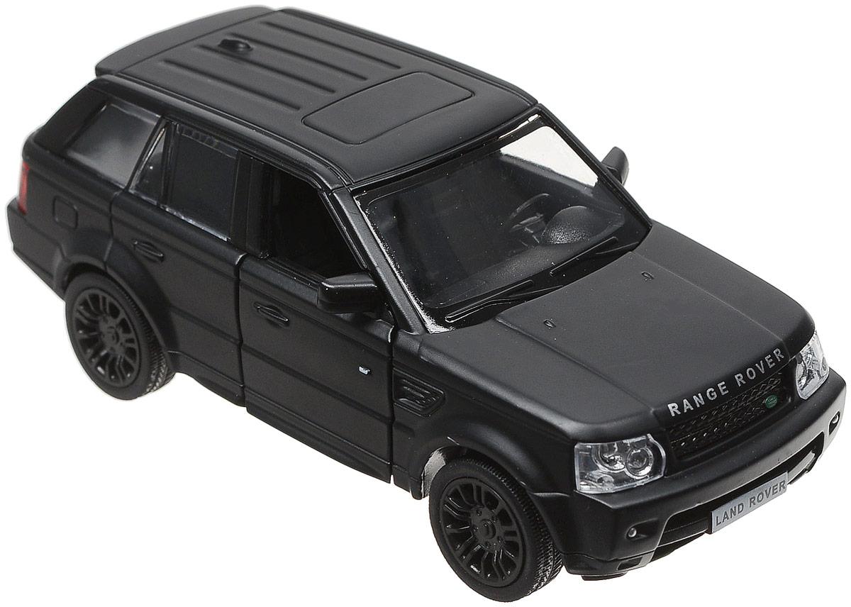 Autotime Модель автомобиля Land Rover Range Rover Sport цвет черный машинки autotime машина uaz 31514 ваи