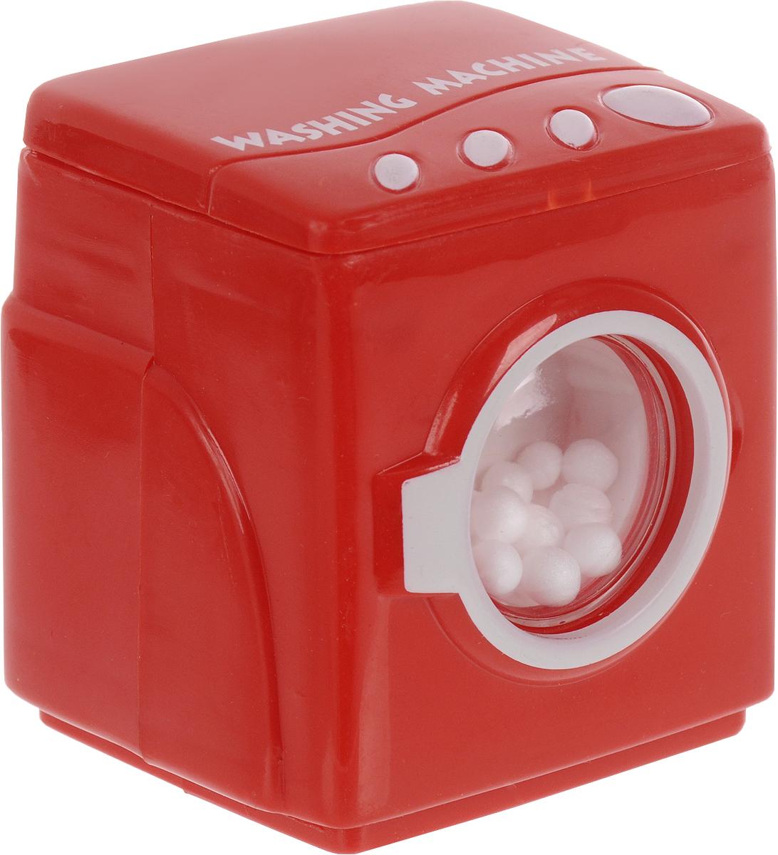 EstaBella Заводная игрушка Стиральная машинка цвет красный ролевые игры dolu игрушечная стиральная машинка