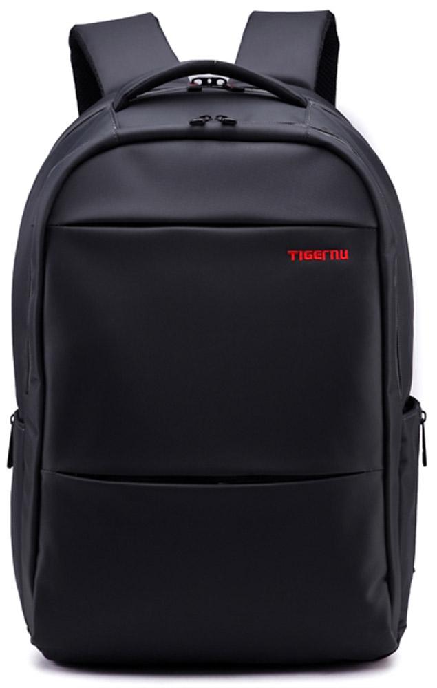 Tigernu T-B3032A, Black рюкзак для ноутбука 15.62000000150031Рюкзак отлично подойдет для работы, учебы или путешествий. Сделан из высокопрочного, водоотталкивающего материала. Довольно легкий и практичный. Отделение для ноутбука и планшета со вставкой из защитной пены, которое защитит ваши устройства от царапин и других повреждений. Основное отделение с двойной молнией (защита от кражи).