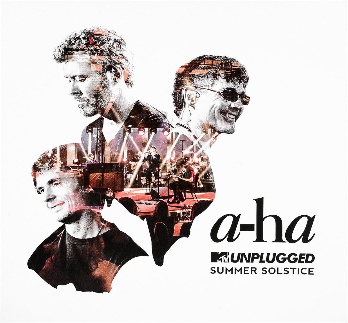A-Ha A-ha. MTV Unplugged - Summer Solstice (3 LP) a ha berlin
