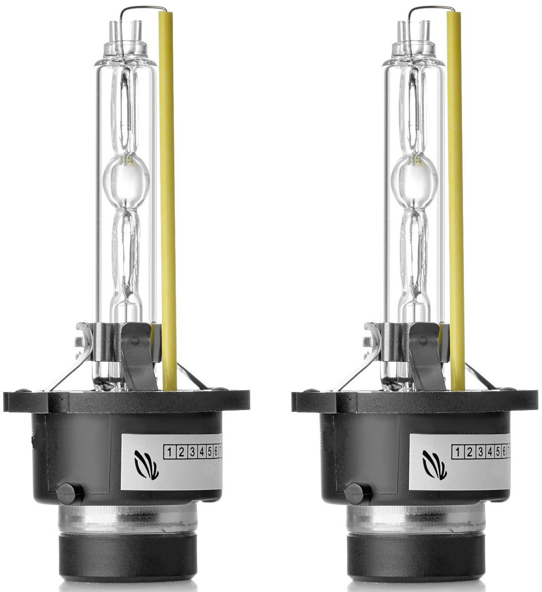 Лампа автомобильная ксеноновая Clearlight Xenon Premium+150%, цоколь D4S, 5000 К, 35 Вт, 2 штPCL D4S 150-2XP-2Лампы Xenon Premium+150% подойдут для самых взыскательных покупателей. Высокая яркость лампы достигнута за счет применения инновационных технологий, позволивших увеличить давление газов внутри колбы лампы. +150% яркости, обзор +50 метров, кристально белый свет. Гарантия 2 года.