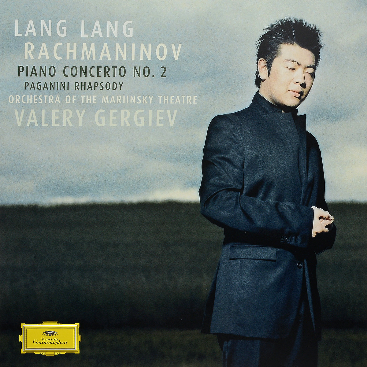 Rachmaninov. Lang Lang, Orchestra Of The Mariinsky Theatre, Valery Gergiev. Piano Concerto No. 2 / Paganini Rhapsody (2 LP) ланг ланг chicago symphony orchestra дэниэл баренбойм lang lang tchaikovsky mendelssohn first piano concertos lp