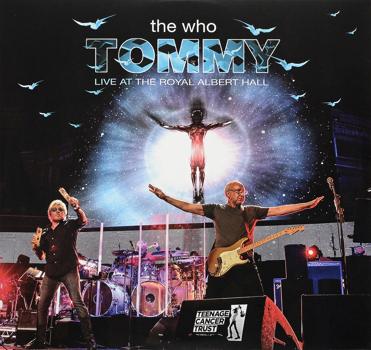 The Who The Who. Tommy - Live At The Royal Albert Hall (3 LP) eric clapton eric clapton slowhand at 70 live at the royal albert hall 3 lp dvd