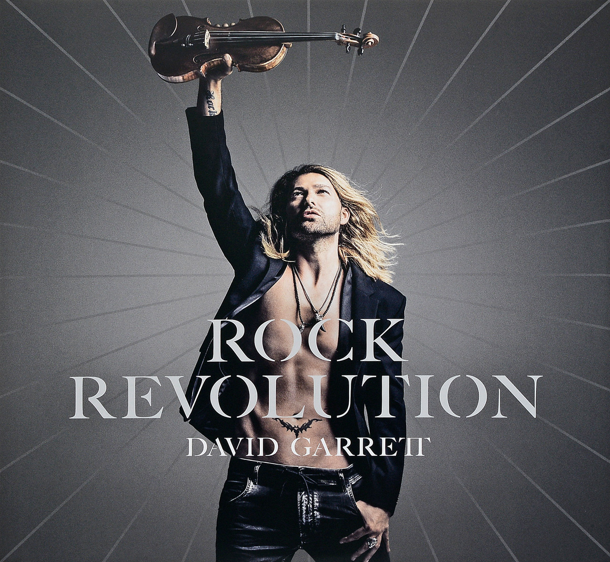 Дэвид Гарретт David Garrett. Rock Revolution (2 LP) juyang scale waveii metal spoon fishing lure gold silver 5g 10g 15g 20g