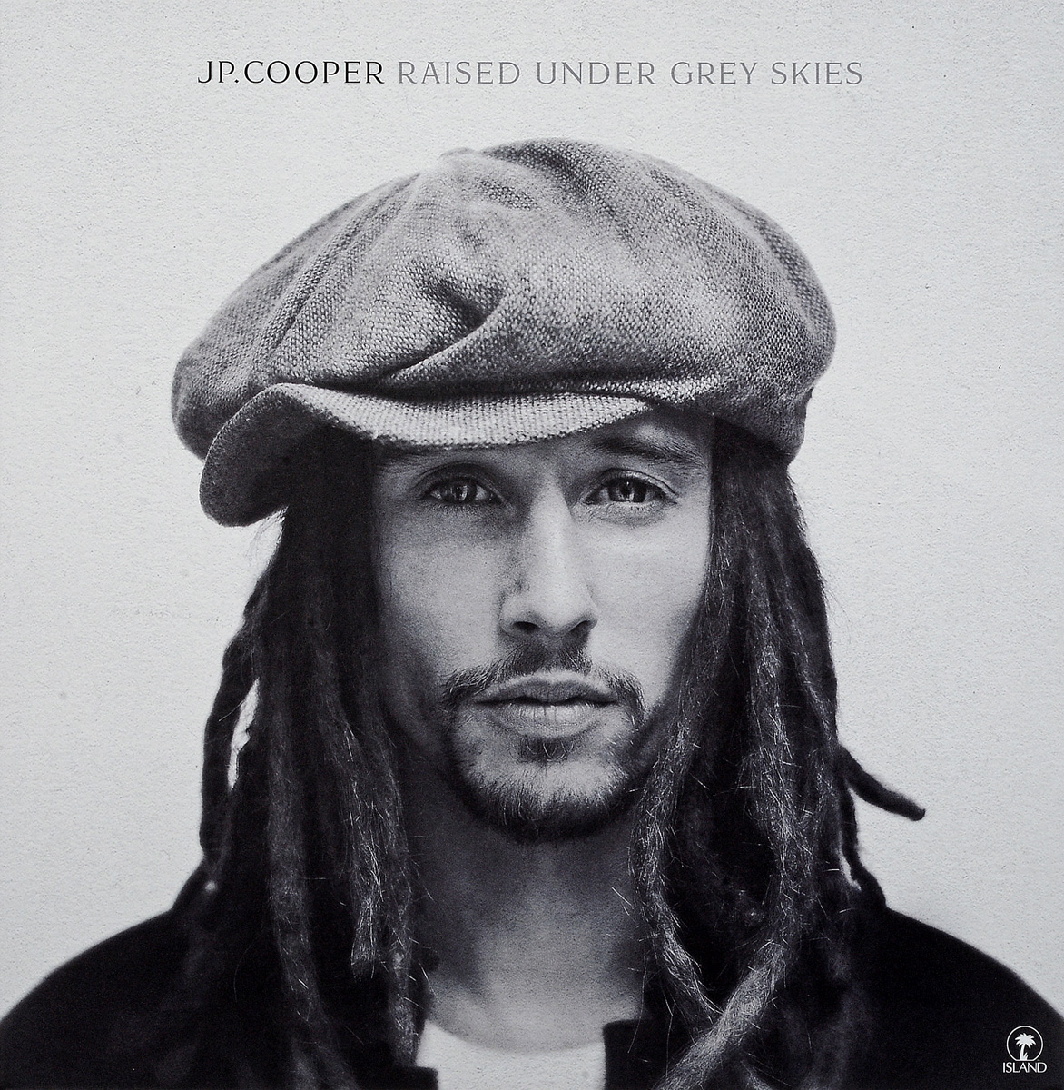 Jp Cooper. Raised Under Grey Skies (LP)