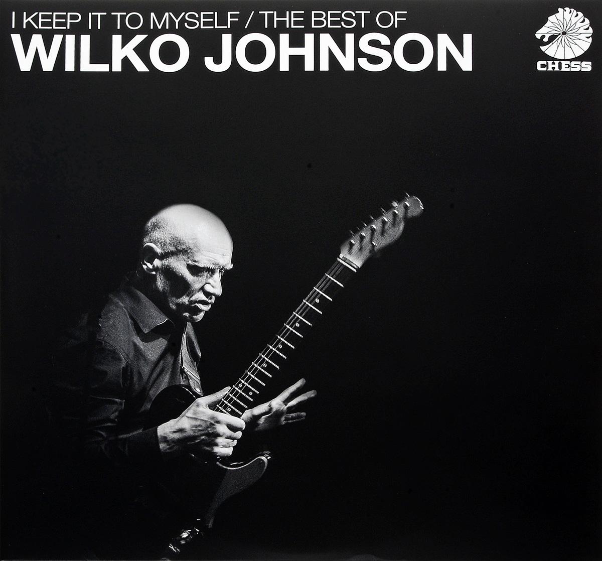 Вилко Джонсон Wilko Johnson. I Keep It To Myself - The Best Of (LP)