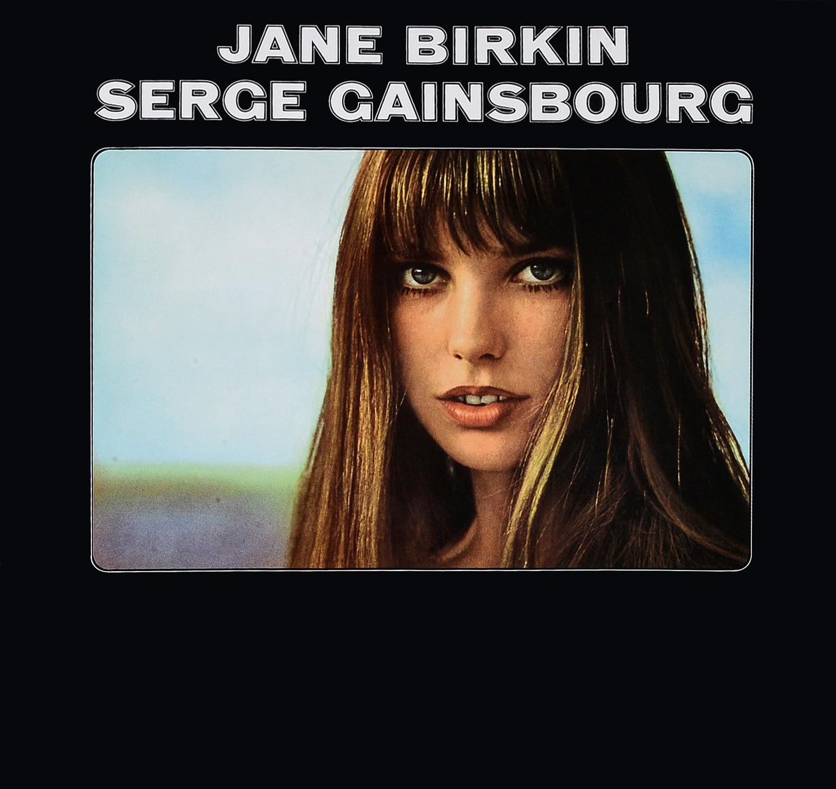 Zakazat.ru: Serge Gainsbourg & Jane Birkin. Jane Birkin - Serge Gainsbourg (LP)