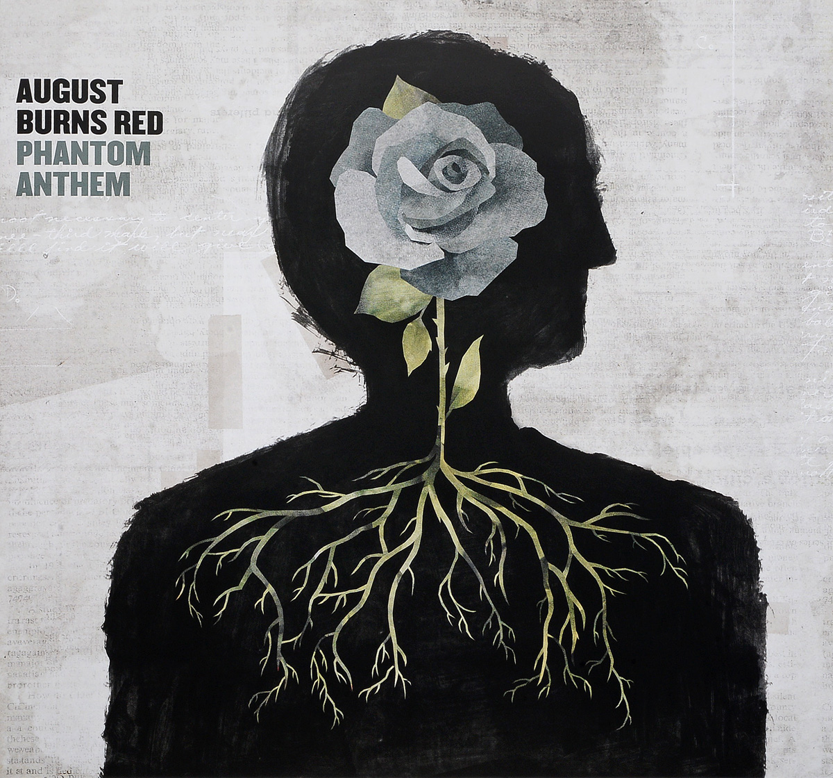 """August Burns Red"" August Burns Red. Phantom Anthem (coloured) (LP)"