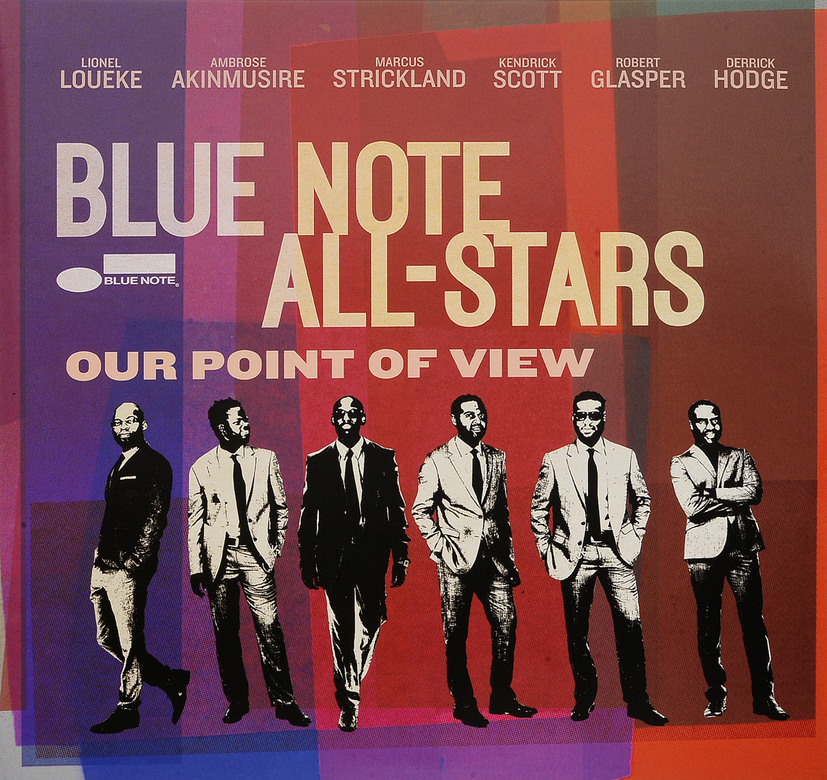 Blue Note All-Stars. Our Point Of View (2 LP) shiny blue boots for 18 inch american girl doll our generation doll