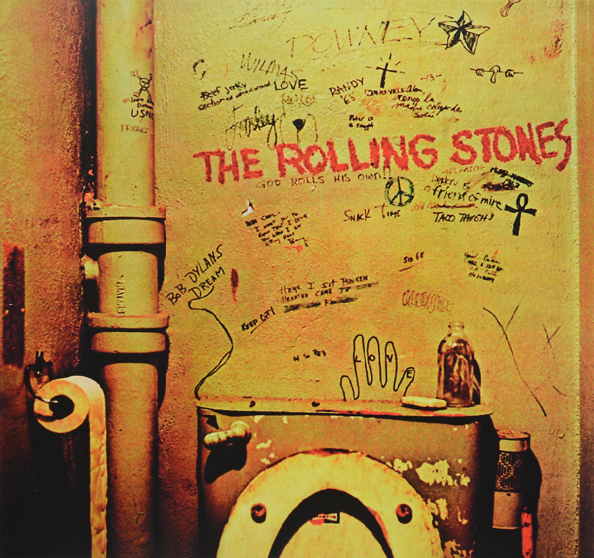 The Rolling Stones The Rolling Stones. Beggars Banquet (LP) the rolling stones – big hits high tide and green grass lp