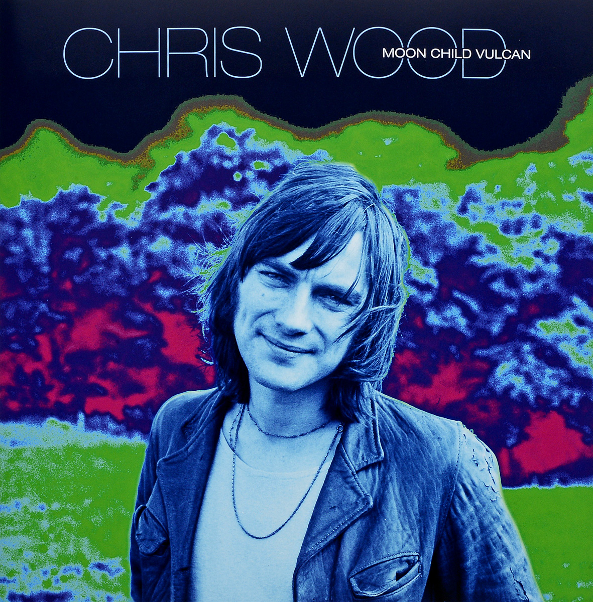 Крис Вуд Chris Wood. Moon Child (LP) крис ри chris rea wired to the moon