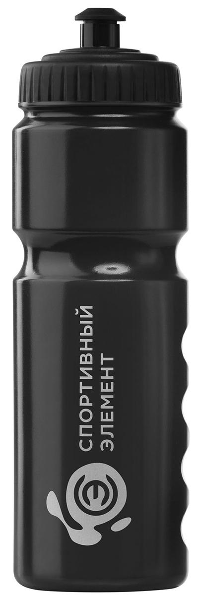 """Стильная бутылка для воды Спортивный элемент   """"Гематит"""", изготовленная из высококачественного   полипропилена (пластика), оснащена крышкой, которая   плотно и герметично закрывается, сохраняя свежесть и   изначальную температуру напитка. Мягкий силиконовый   носик бутылки предотвращает проливание и безопасен для   зубов и десен. Изделие прекрасно подойдет для   использования в жаркую погоду: вода долго сохраняет   первоначальные свойства и вкусовые качества. При   необходимости в бутылку можно наливать   витаминизированные напитки, соки или протеиновые   коктейли.Такую бутылку можно без опаски положить в рюкзак,   закрепить на поясе или велосипедной раме. Она пригодится   как на тренировках, так и в походах или просто на прогулке.  Диаметр горлышка бутылки: 5,5 см.Высота бутылки (без учета крышки): 22 см.    Как повысить эффективность тренировок с помощью спортивного питания? Статья OZON Гид"""