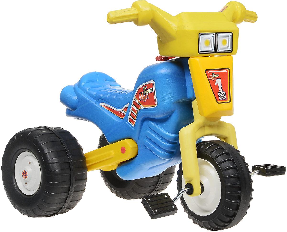 Margos Велосипед-каталка Мото Mati с педалями - Велосипеды-каталки