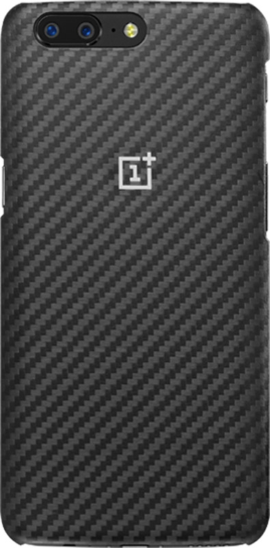 OnePlus Karbon Protective Case чехол для OnePlus 5, Gray case for oneplus 6 brushed texture voltage type cover