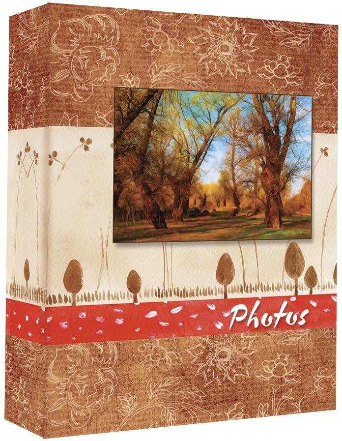 Фотоальбом Pioneer Landscape, 200 ячеек, 22 х 24 х 5 см46369 PP-46200Тип обложки: ламинированный картон.Тип листов: бумажные.Тип переплета: книжный.Кол-во фотографий: 200.Материалы, использованные в изготовлении альбома, обеспечивают высокое качество хранения Ваших фотографий, поэтому фотографии не желтеют со временем